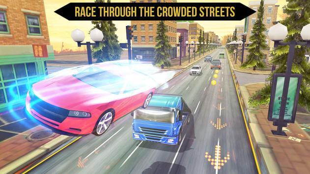 Driving in Traffic स्क्रीनशॉट 11