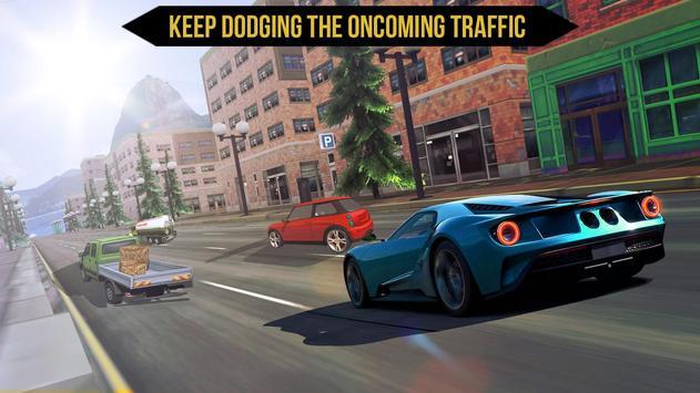 Driving in Traffic स्क्रीनशॉट 1