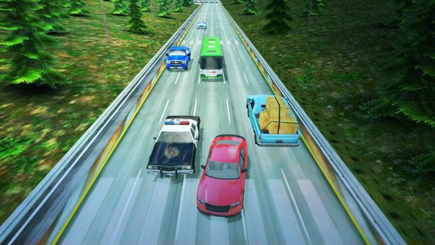 Driving in Traffic स्क्रीनशॉट 5