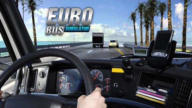 Euro Bus Simulator 2018 poster
