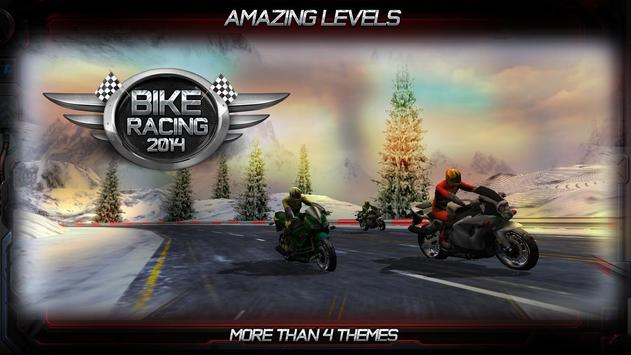 BIKE RACING 2014 screenshot 4