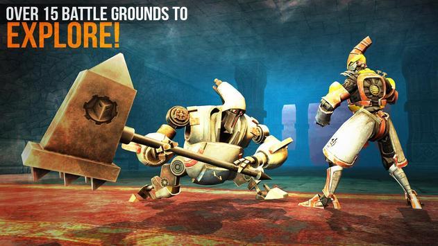 Clash Of Robots apk screenshot