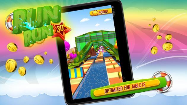 RUN RUN 3D screenshot 10