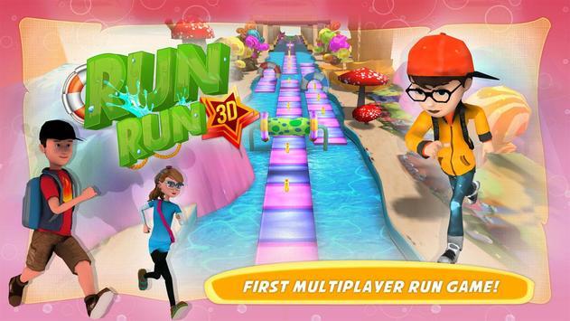 RUN RUN 3D screenshot 1