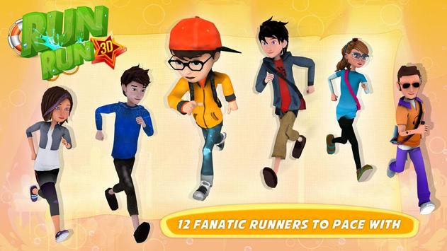 RUN RUN 3D screenshot 2