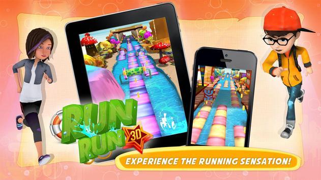 RUN RUN 3D screenshot 4