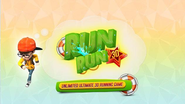 RUN RUN 3D screenshot 6