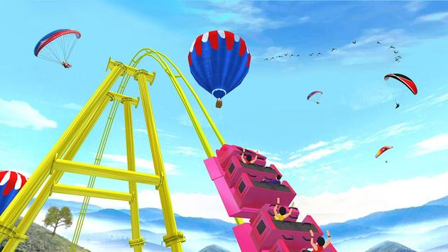 Roller Coaster 3D screenshot 11
