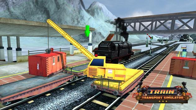 Train Transport Simulator poster