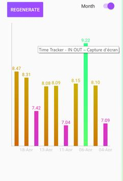 Ultimate Save My Time Time tracker screenshot 1
