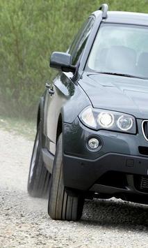 Themes BMW X3 apk screenshot