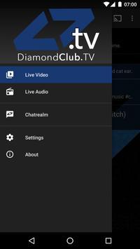 Diamond Club TV poster