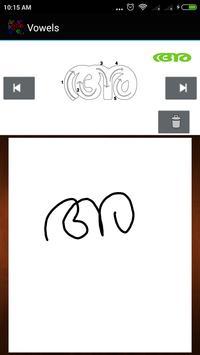 Malayalam Alphabets screenshot 5