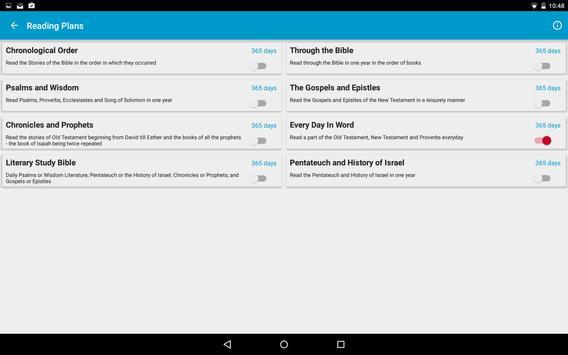 Bible with EGW Comments apk screenshot