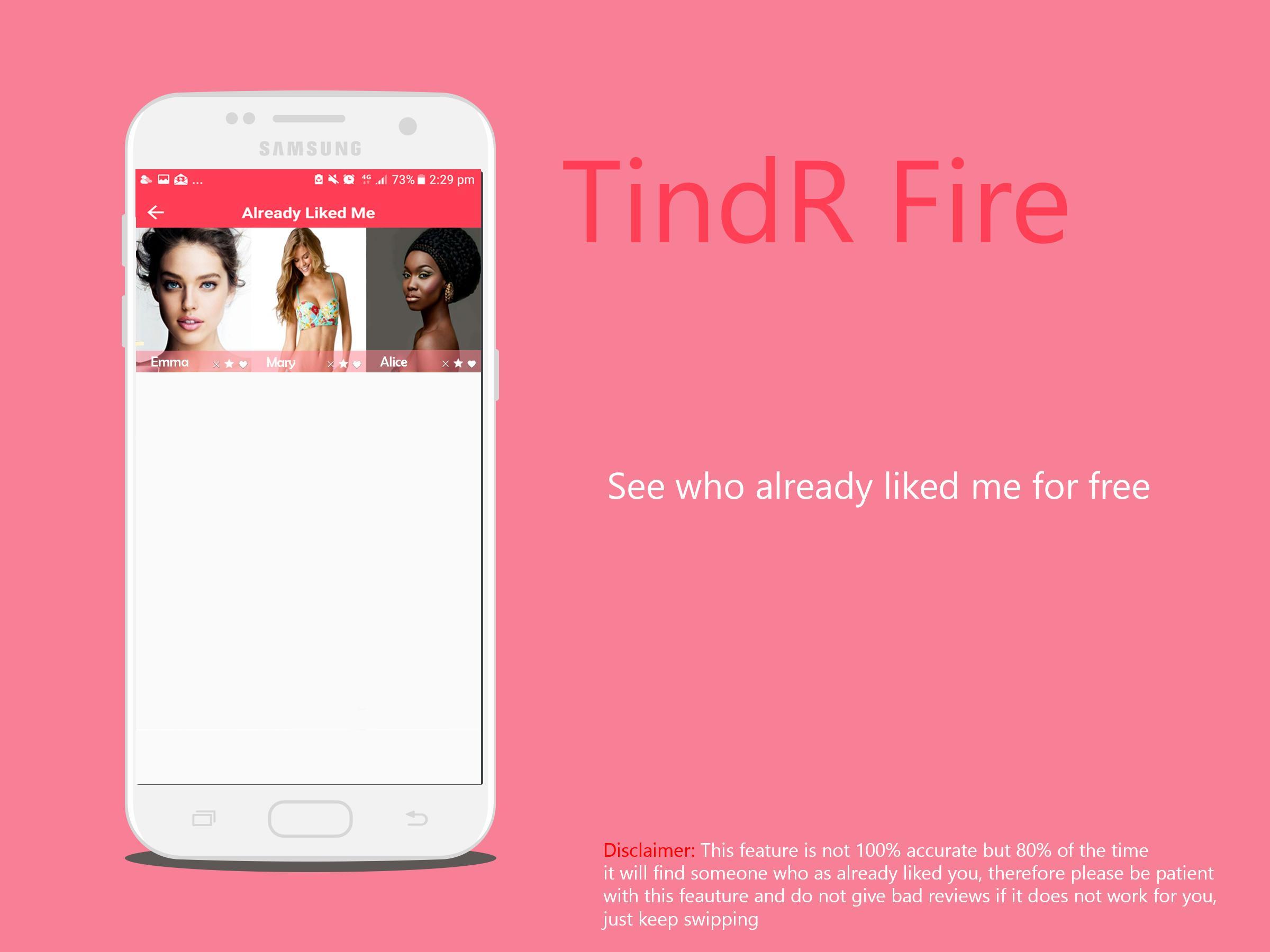 Android bonfire apk tinder for iHackedit