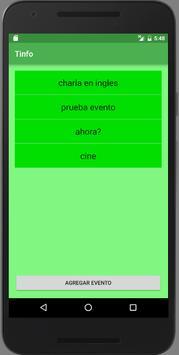 Tinfo apk screenshot
