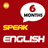 English in 6 Months icon