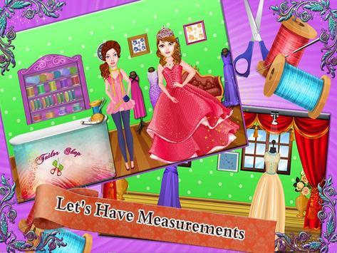 Princess Little Tailor Boutique screenshot 8