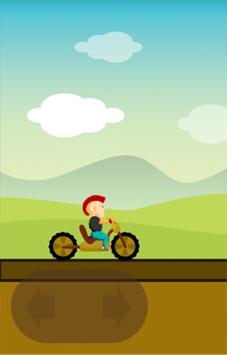 Hill Biking poster