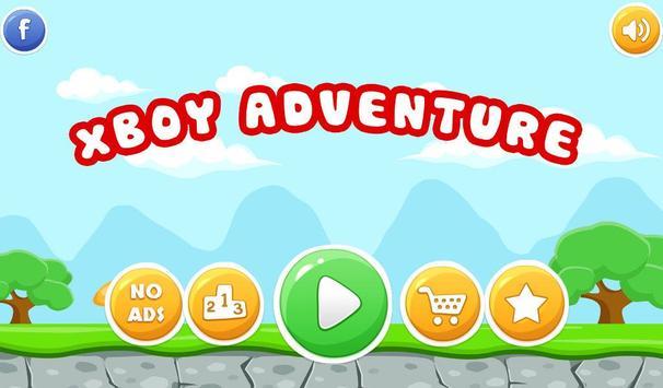 xBoy Adventure apk screenshot