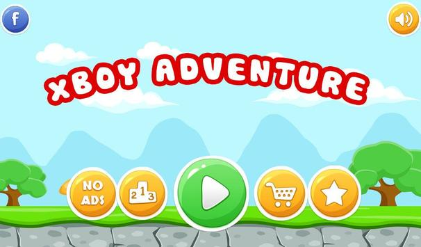 xBoy Adventure poster