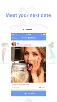 ... Flirt & Hookup - Chat & Dating apk screenshot ...