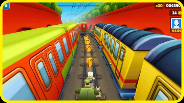 Guides Subway surfers poster