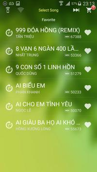Oris Karaoke apk screenshot