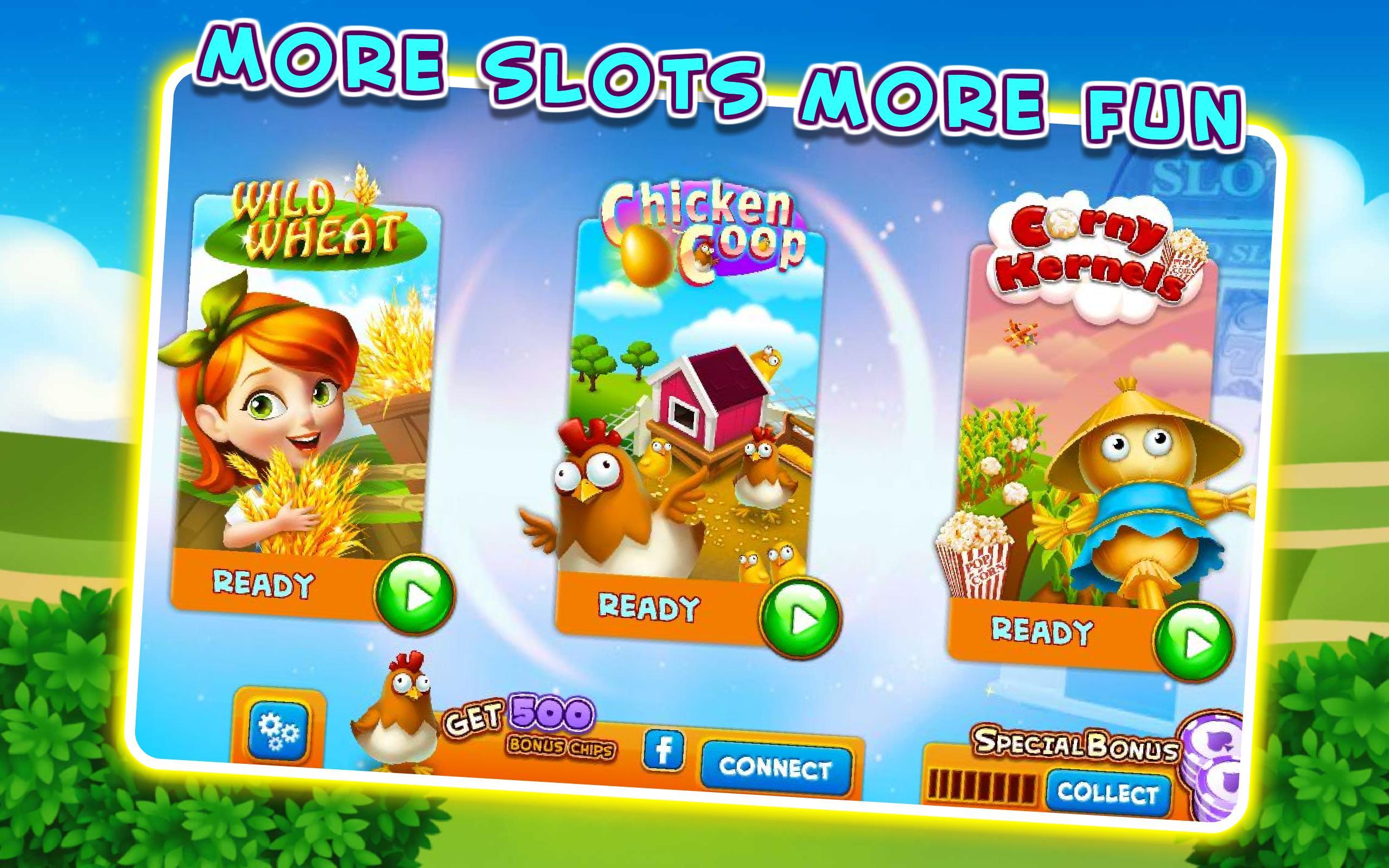 Money Farm Slots poster