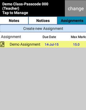 Tinkutara: Classroom screenshot 3