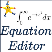 Equation Editor and Math Question and Answer Forum icon