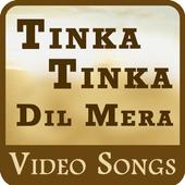 Tinka Tinka Dil Mera Video Song 2017 (Full HD) icon