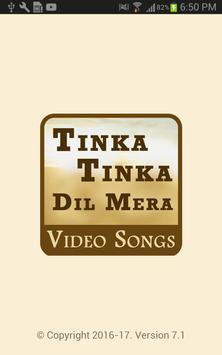 Tinka Tinka Dil Mera Video Song 2017 (Full HD) poster