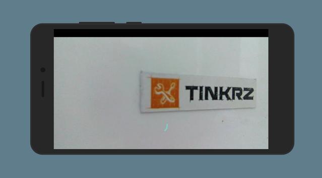 Tinkrz Script Player poster