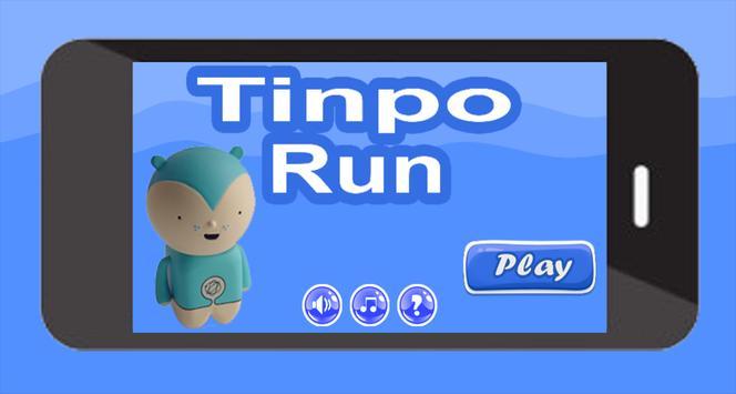 Tinpo Adventure Run poster
