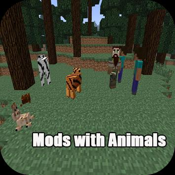 Mods with Animals poster