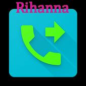 Rihanna Call Prank icon