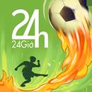 Bóng đá 24h Lịch đấu Livescore APK