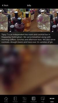 Tipsy T screenshot 3