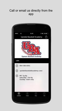Upstate Baseball Academy screenshot 1