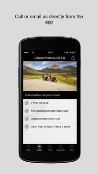Ullapool Motorcycles Ltd apk screenshot