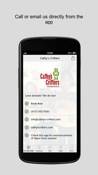 Cathy's Critters apk screenshot