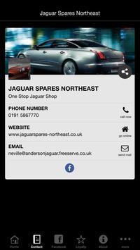 Jaguar Spares Northeast screenshot 4