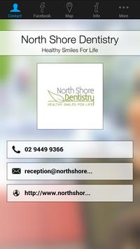 North Shore Dentistry poster