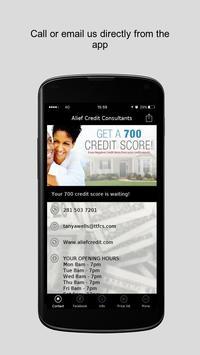 Alief Credit Consultants poster