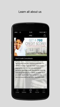 Alief Credit Consultants apk screenshot