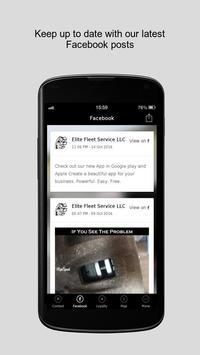 Elite Fleet Service apk screenshot