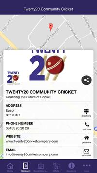 Twenty20 Community Cricket screenshot 4