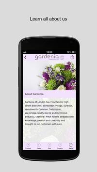 Gardenia of London screenshot 3