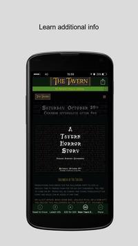 Tavern at St. Michael's poster